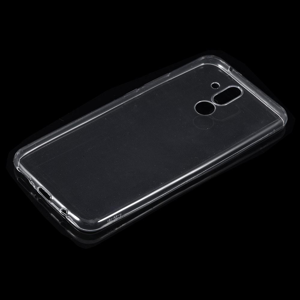 Huawei Mate 20 Lite TPU Cover - Gennemsigtig