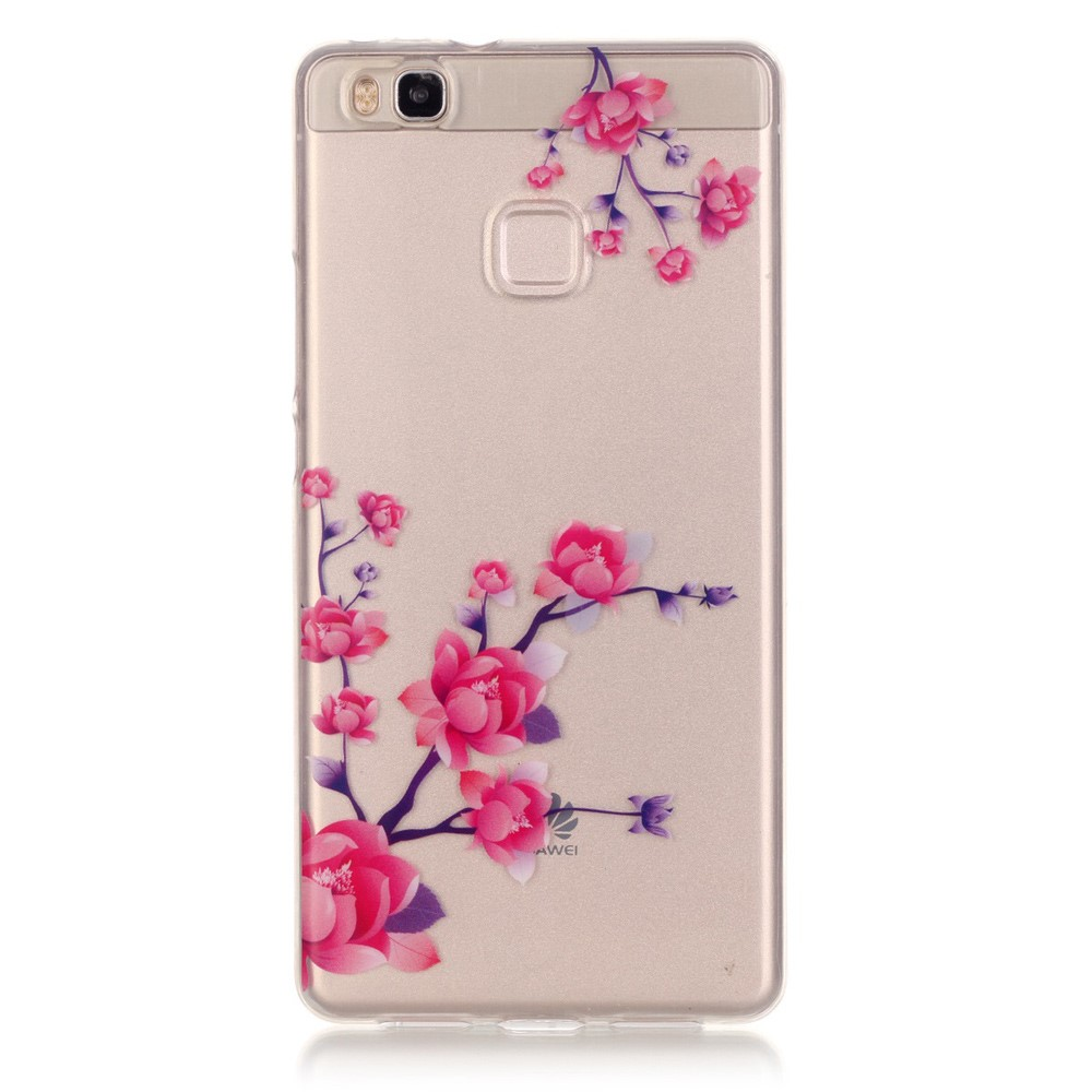 Billede af Huawei P9 Lite InCover TPU Cover - Blooming Flowers