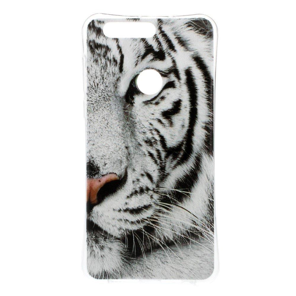 Billede af Huawei Honor 8 InCover TPU Cover - Tiger