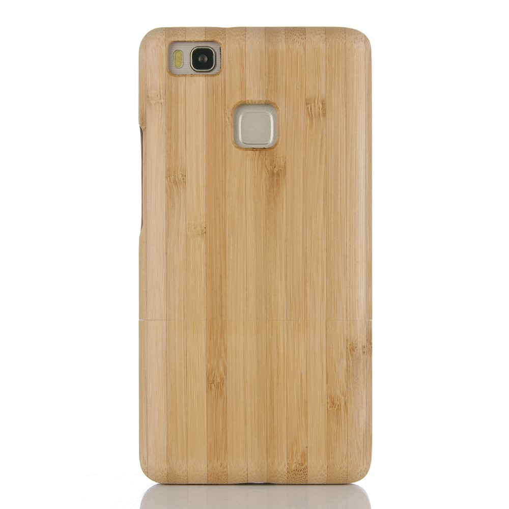 Image of Huawei P9 Lite InCover Træ Cover - Beige