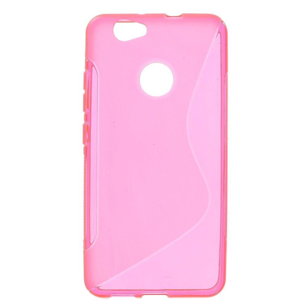 Billede af Huawei Nova InCover TPU S-shape Cover - Rosa