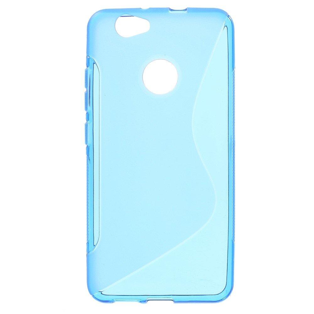 Billede af Huawei Nova InCover TPU S-shape Cover - Blå