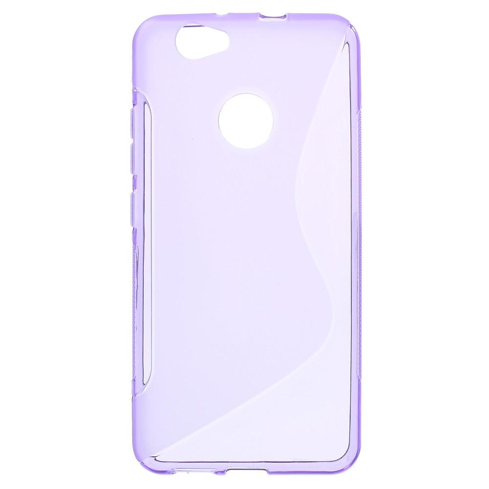 Billede af Huawei Nova InCover TPU S-shape Cover - Lilla
