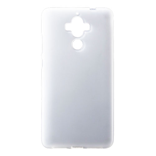 Image of   Huawei Mate 9 InCover TPU Cover - Hvid