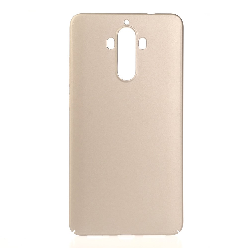 Image of   Huawei Mate 9 InCover Plastik Cover - Guld