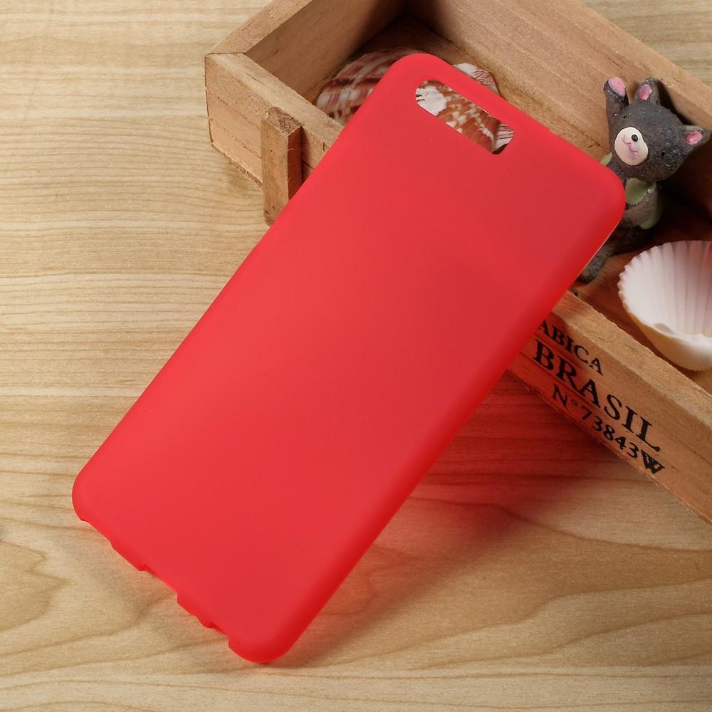 Billede af Huawei P10 InCover TPU Cover - Rød