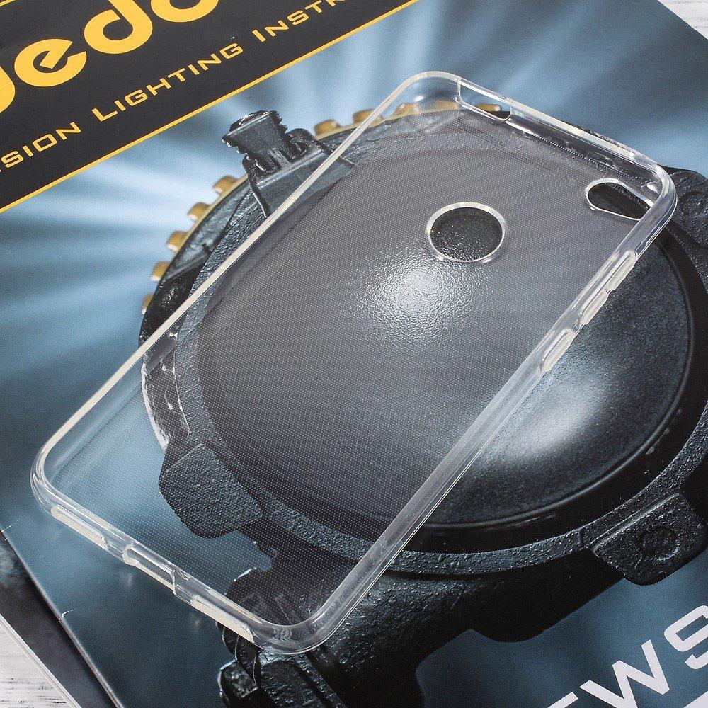 Billede af Huawei Honor 8 Lite InCover TPU Cover - Gennemsigtig