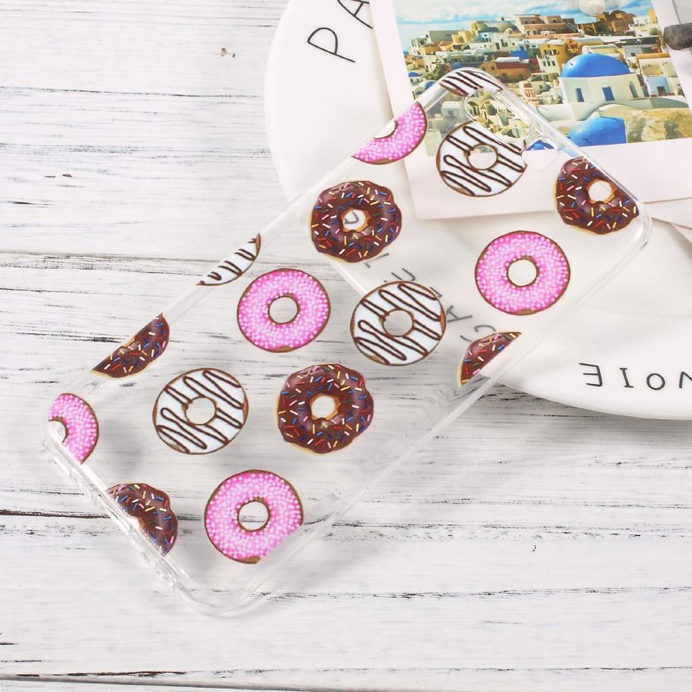 Billede af Huawei P10 InCover TPU Cover - Doughnuts