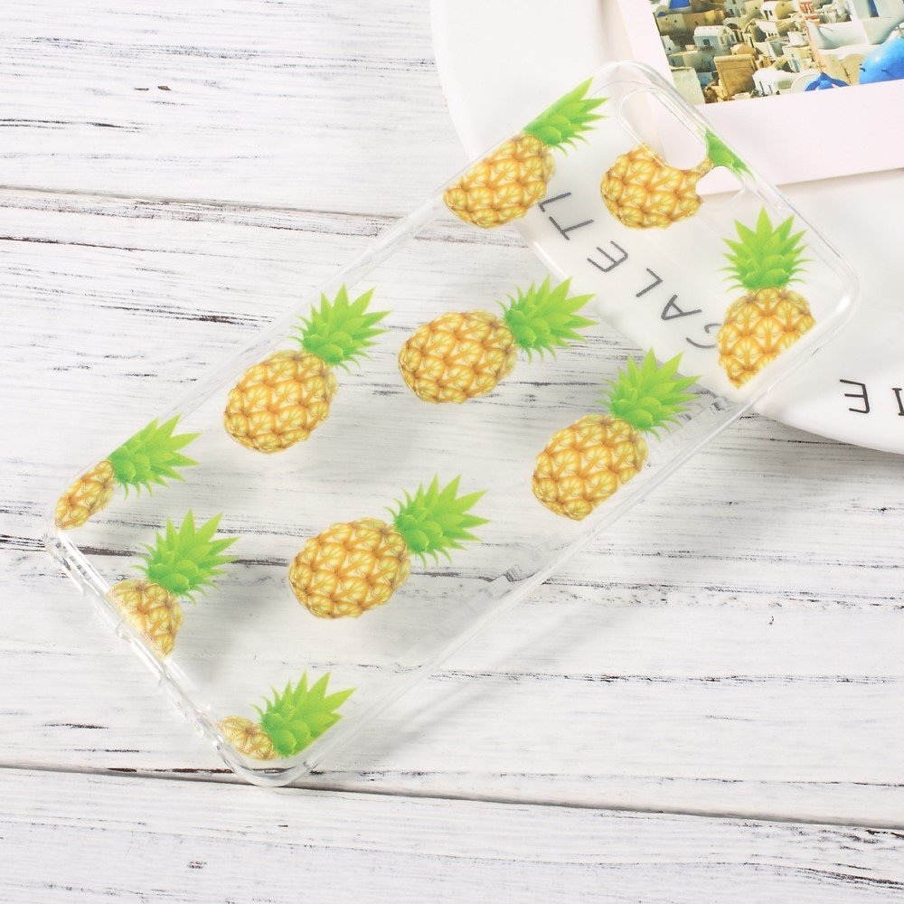 Billede af Huawei P10 InCover TPU Cover - Ananas