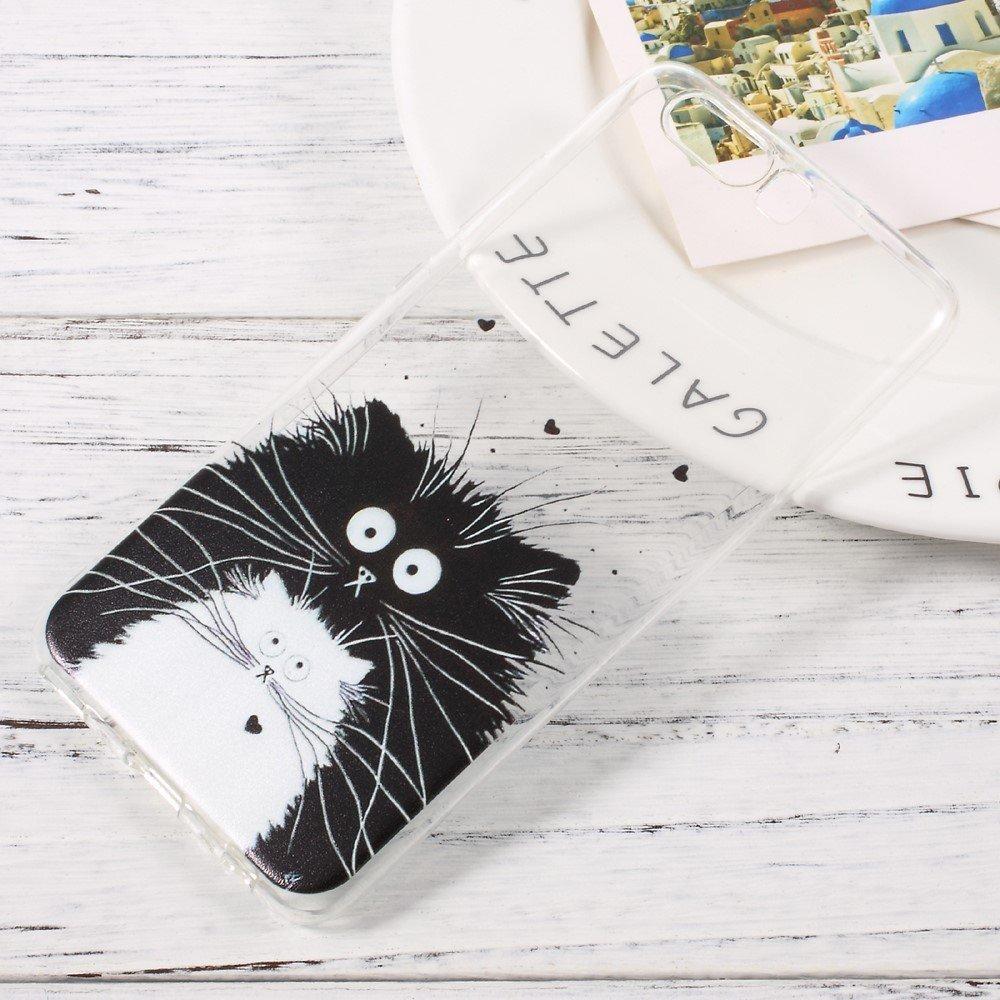 Billede af Huawei P10 InCover TPU Cover - Katte