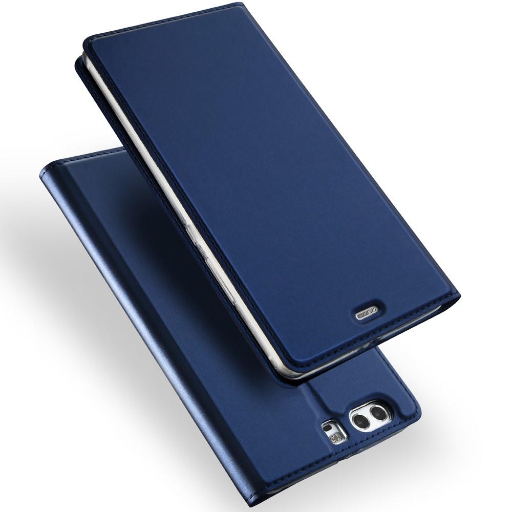 Billede af Huawei P10 Plus DUX DUCIS FlipCover m. Kortholder - Blå