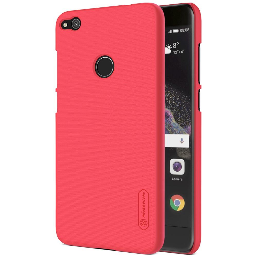 Billede af Huawei Honor 8 Lite NILLKIN Plastik Cover - Frosted Rød