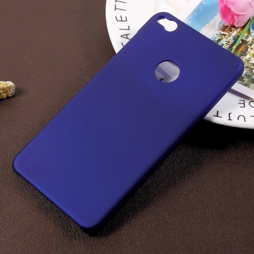 Image of Huawei Honor 8 Lite InCover Plastik Cover - Mørk blå
