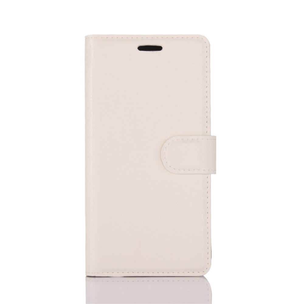 Billede af Huawei P10 PU læder FlipCover m. Kortholder - Hvid