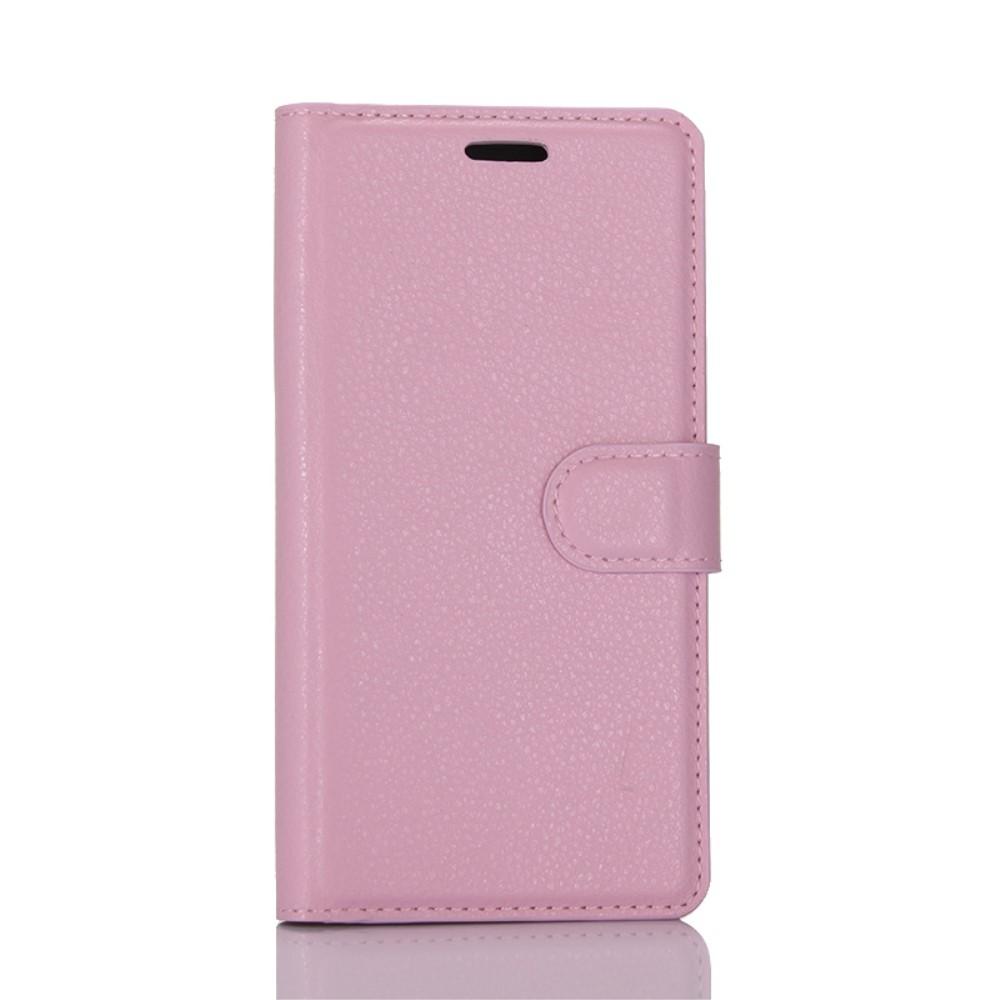 Billede af Huawei P10 PU læder FlipCover m. Kortholder - Pink