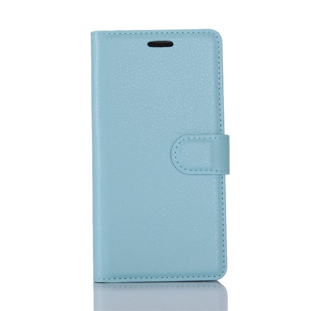 Billede af Huawei P10 PU læder FlipCover m. Kortholder - Blå