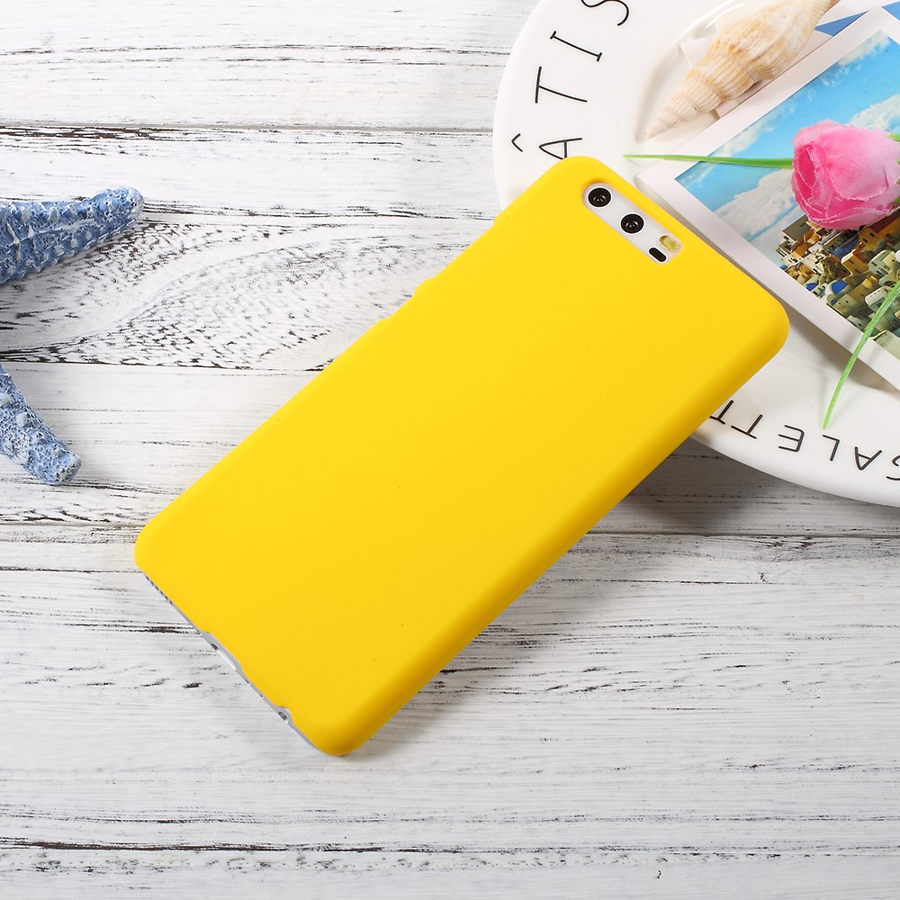 Billede af Huawei P10 InCover Plastik Cover - Gul