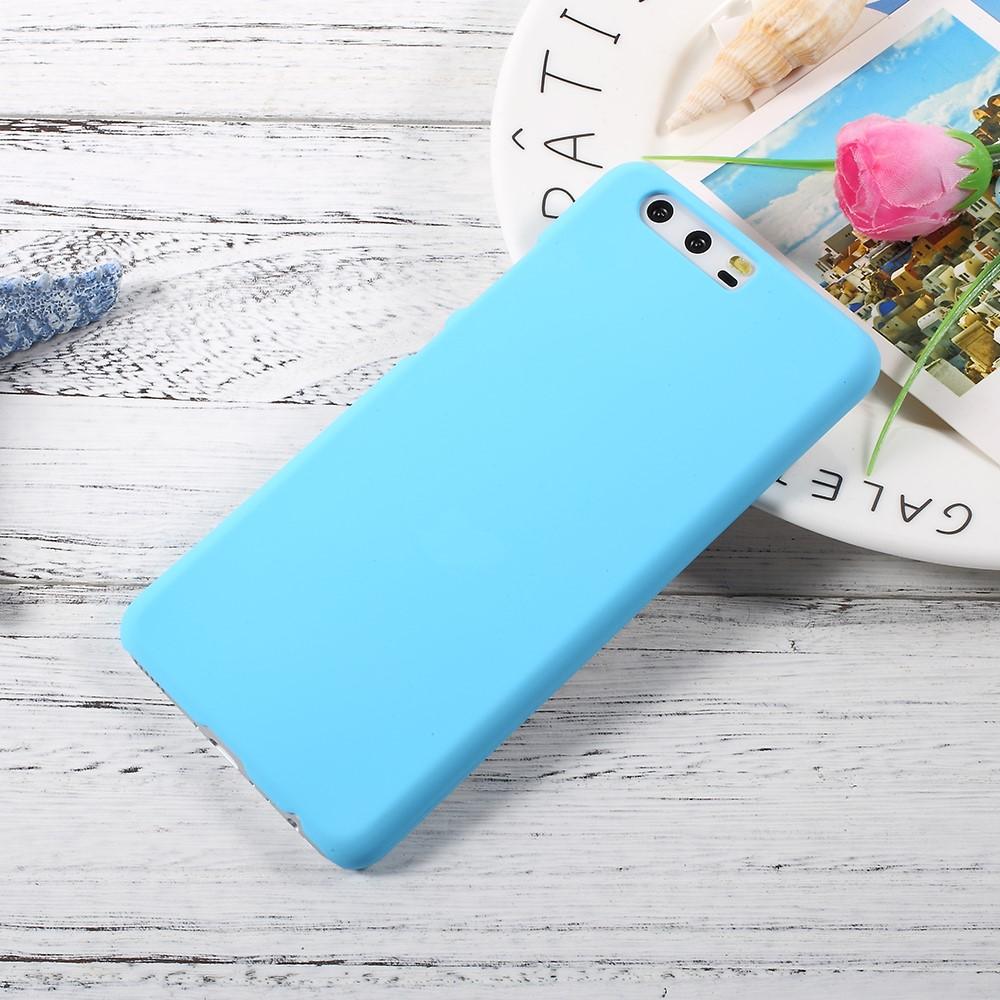 Billede af Huawei P10 InCover Plastik Cover - Lys blå