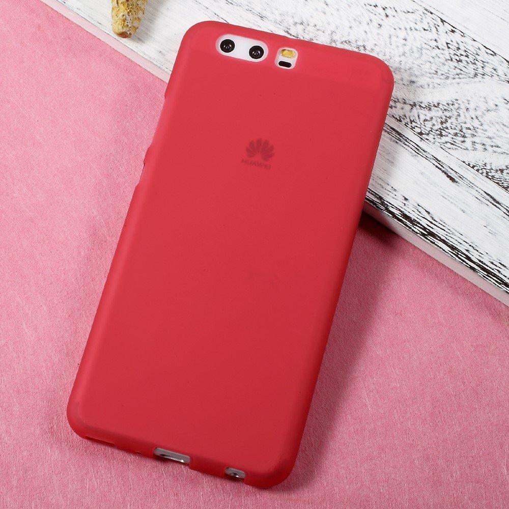 Billede af Huawei P10 Plus InCover TPU Cover - Rød