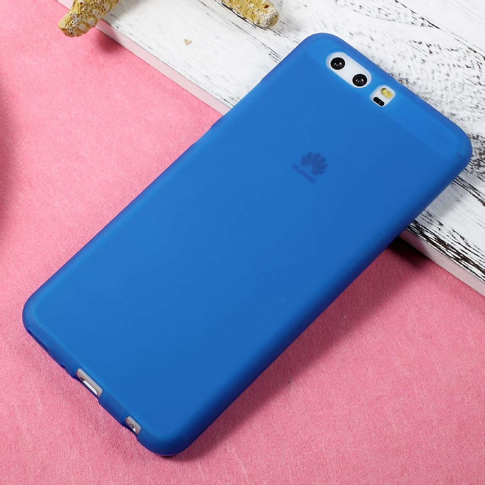 Billede af Huawei P10 Plus InCover TPU Cover - Blå