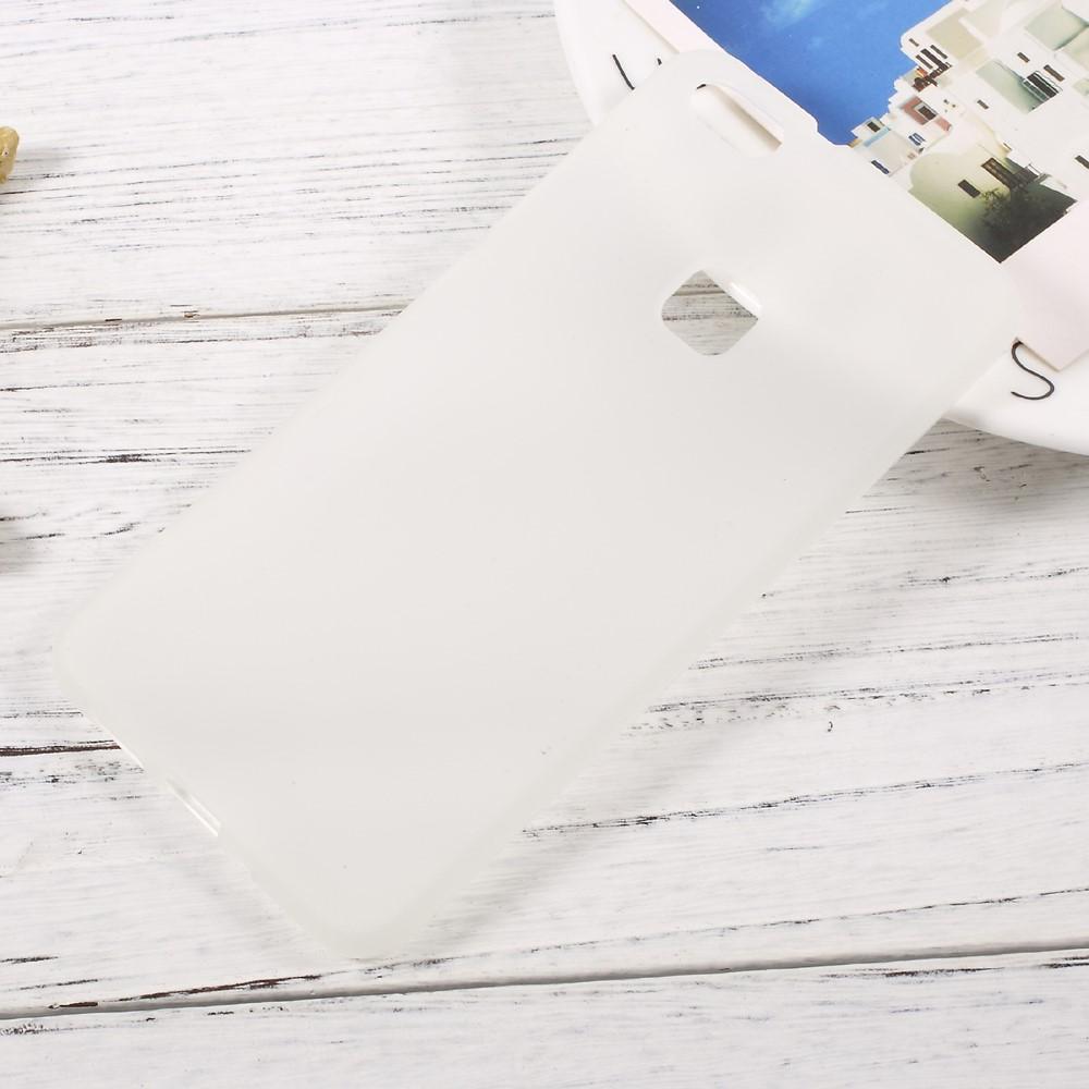 Billede af Huawei P10 Lite InCover TPU Cover - Hvid/Gennemsigtig