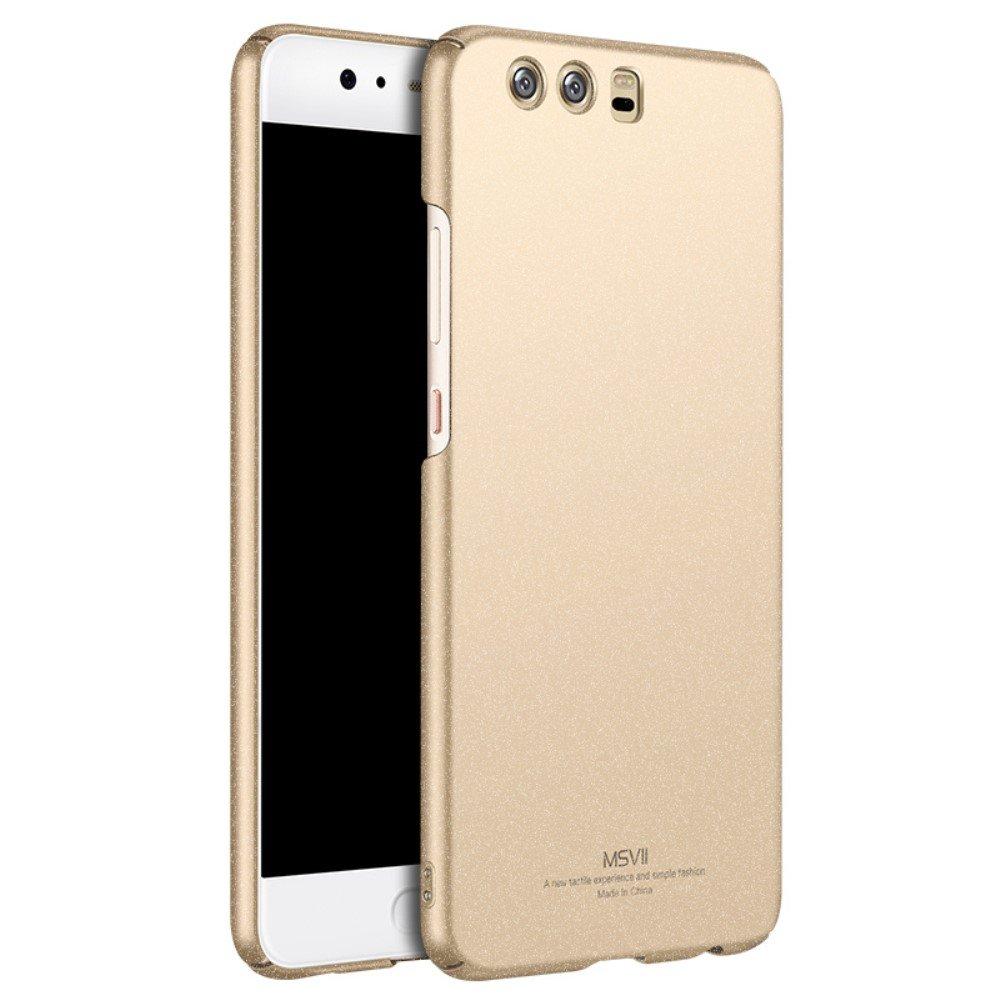 Billede af Huawei P10 Plus MSVII Plastik Cover - Guld