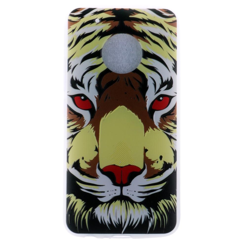 Billede af Motorola Moto G5 InCover TPU Cover - Tiger
