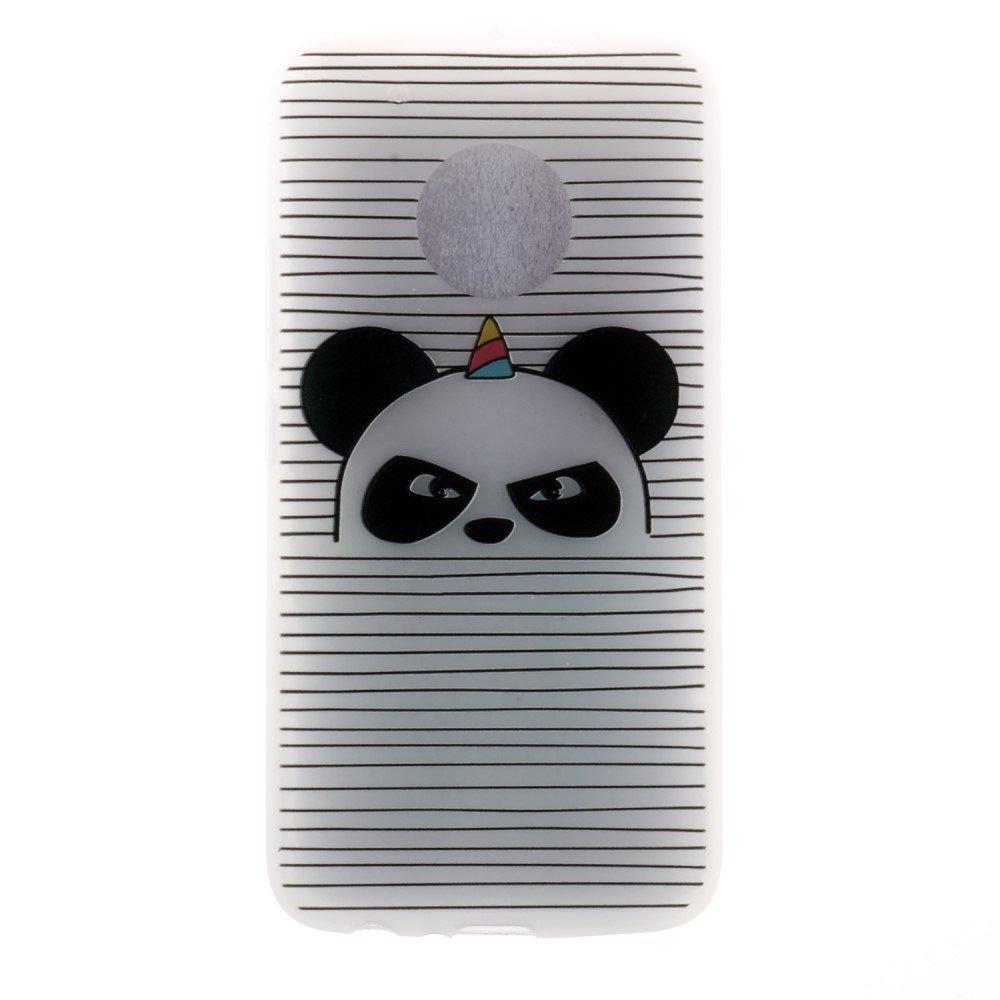 Billede af Motorola Moto G5 InCover TPU Cover - Panda
