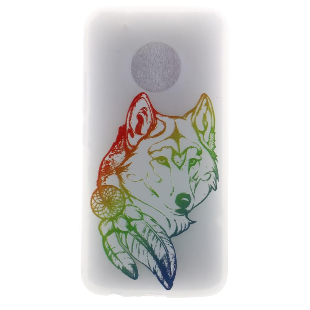 Billede af Motorola Moto G5 InCover TPU Cover - Ræv