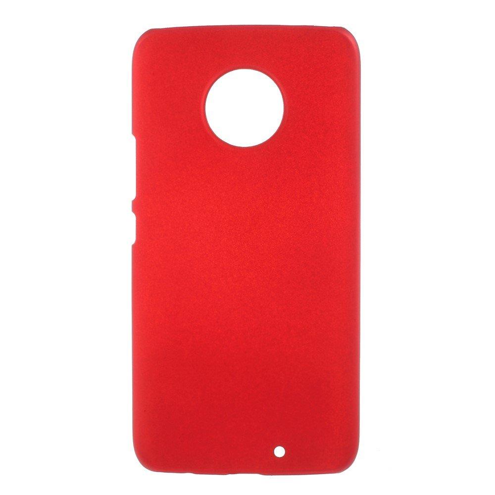 Billede af Motorola Moto X4 inCover Plastik Cover - Rød