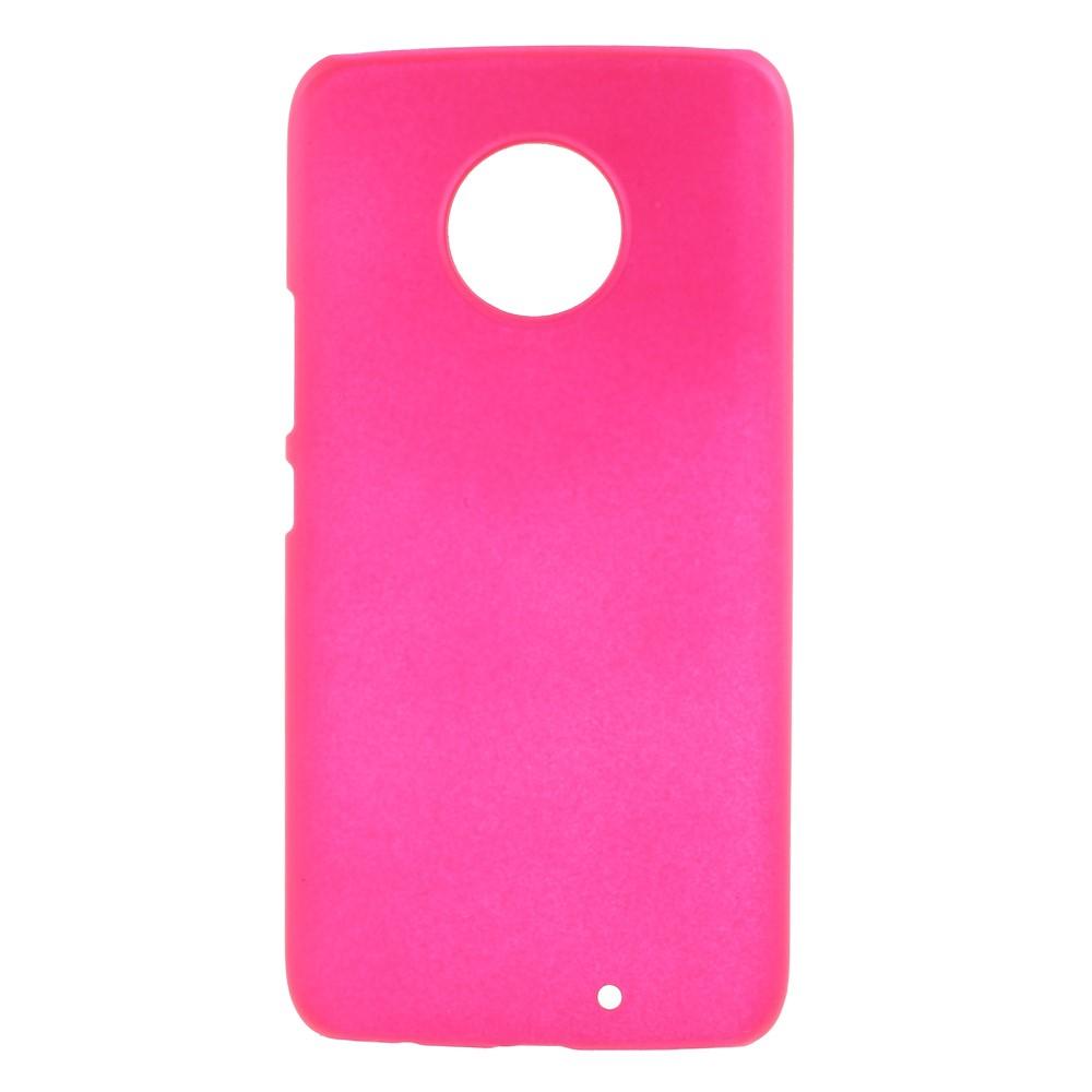 Motorola Moto X4 inCover Plastik Cover - Pink
