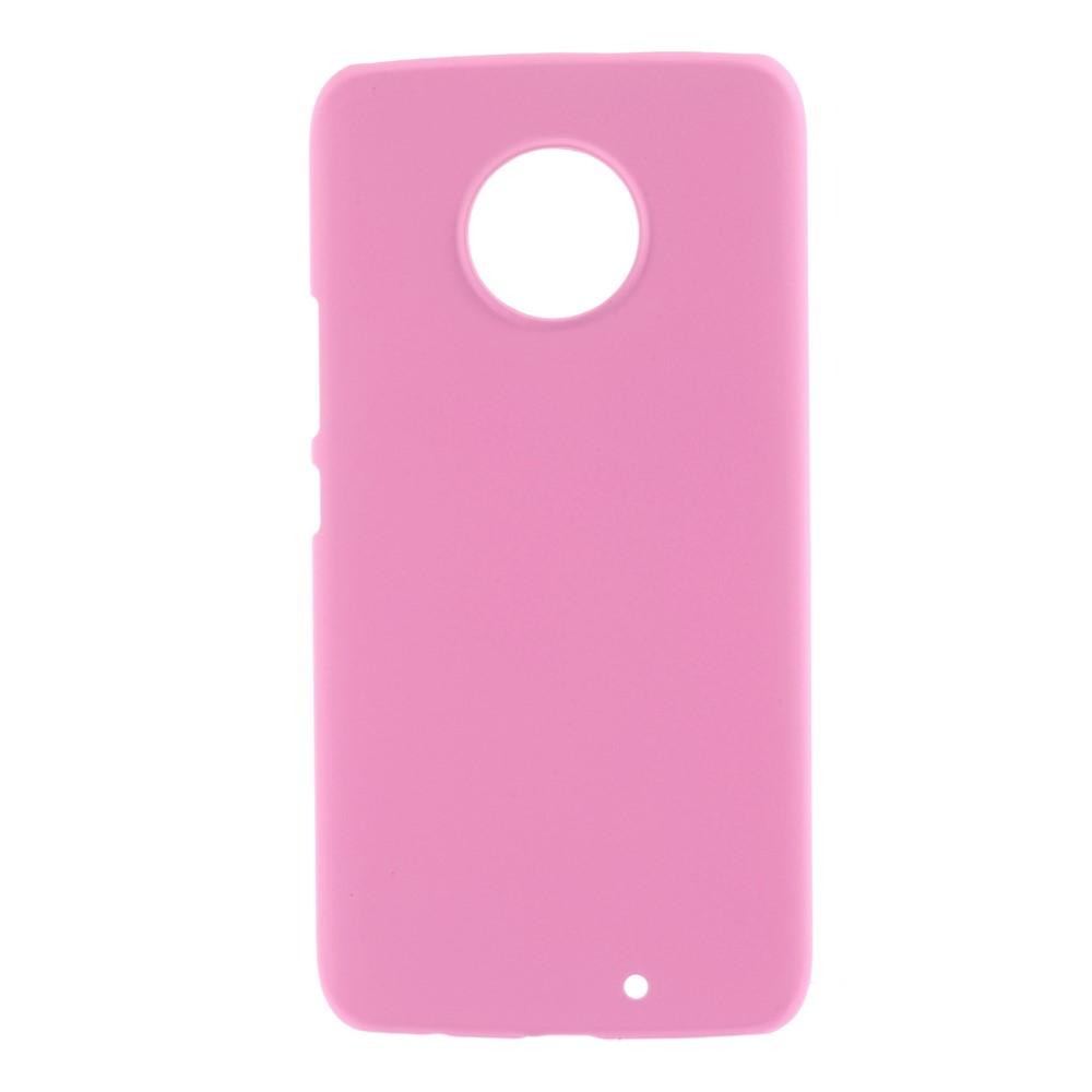 Billede af Motorola Moto X4 inCover Plastik Cover - Lyserød