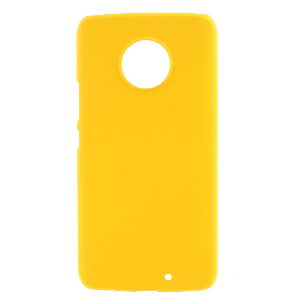 Billede af Motorola Moto X4 inCover Plastik Cover - Gul