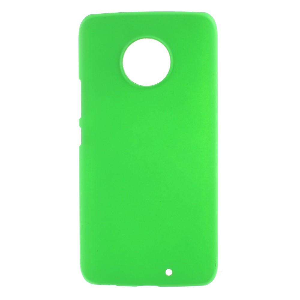 Billede af Motorola Moto X4 inCover Plastik Cover - Grøn