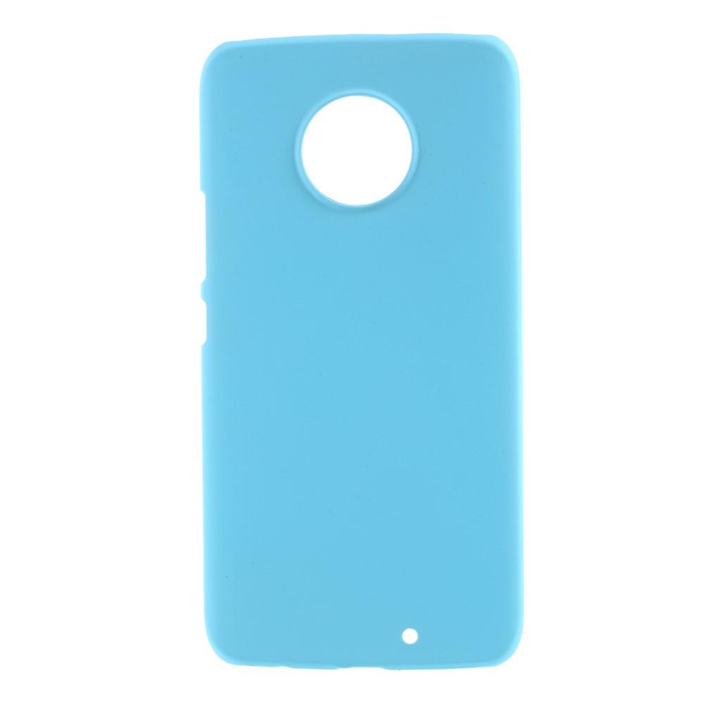 Billede af Motorola Moto X4 inCover Plastik Cover - Lys Blå