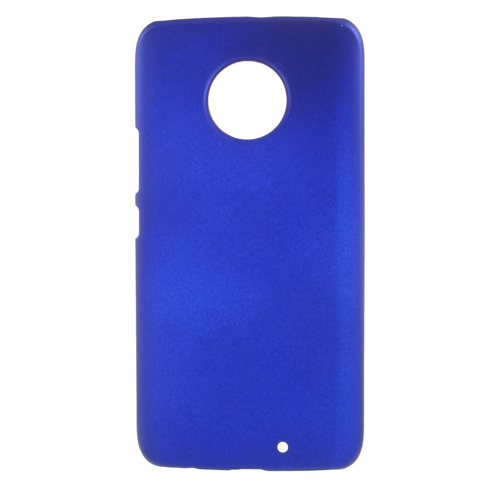 Billede af Motorola Moto X4 inCover Plastik Cover - Mørk Blå
