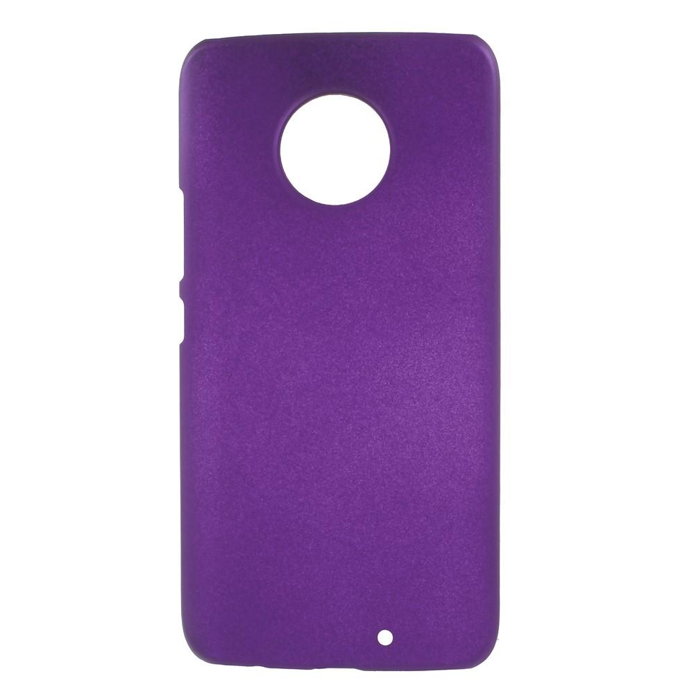 Billede af Motorola Moto X4 inCover Plastik Cover - Lilla