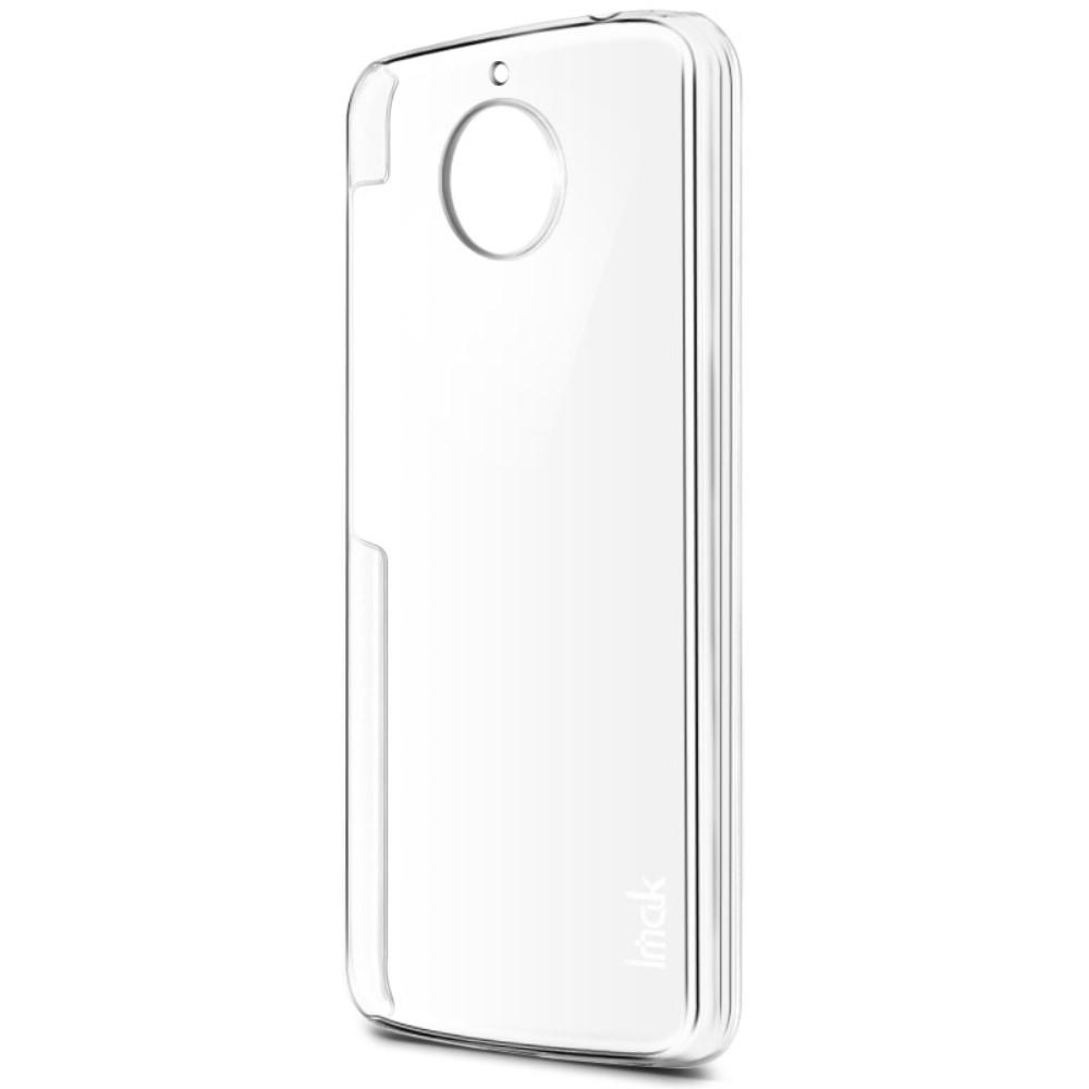 Image of Motorola Moto G5S IMAK Plastik Cover - Gennemsigtig