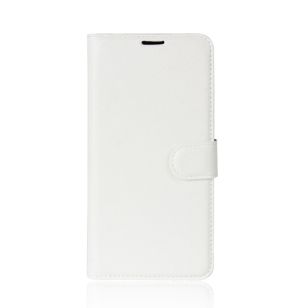 Billede af Motorola Moto X4 PU læder Flipcover m. Kortholder - Hvid