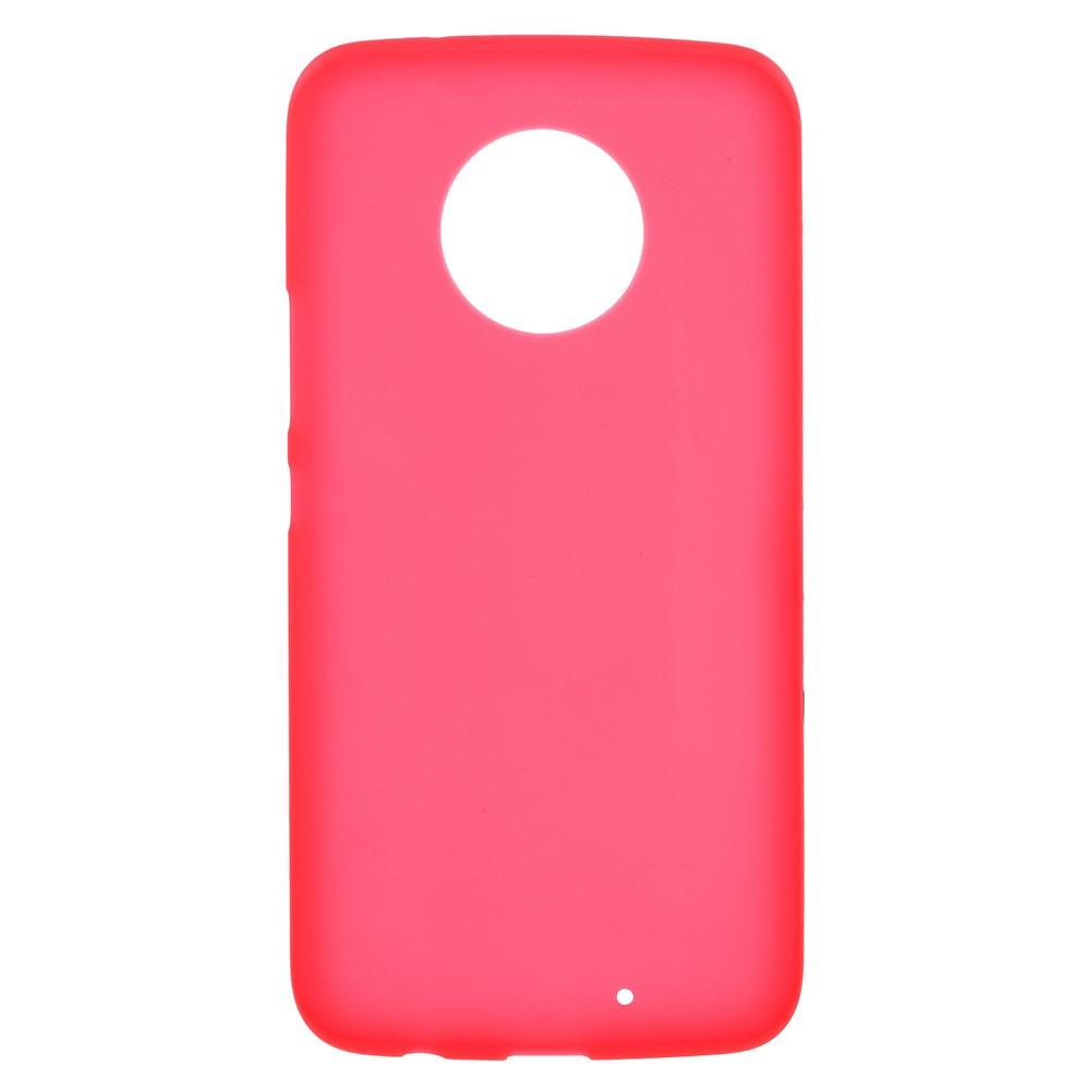 Billede af Motorola Moto X4 inCover TPU Cover - Rød