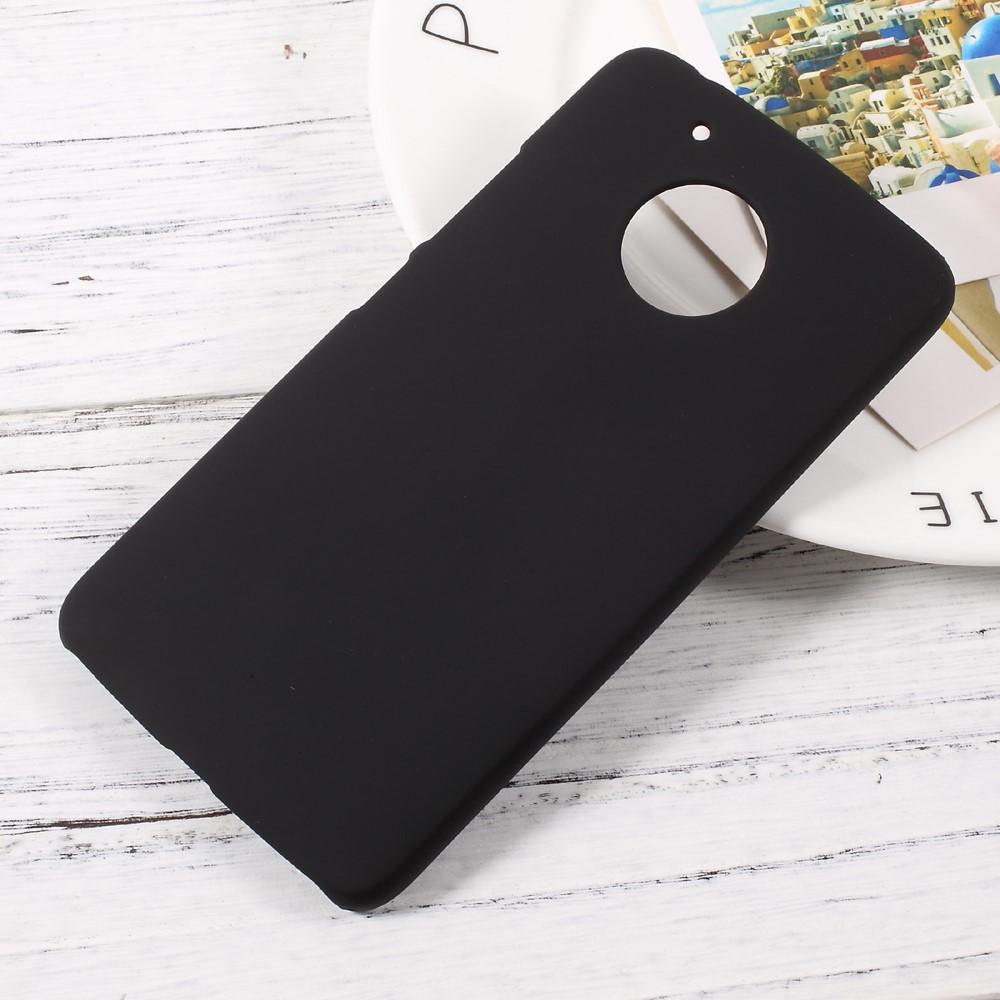 Billede af Motorola Moto G5 InCover Plastik Cover - Sort