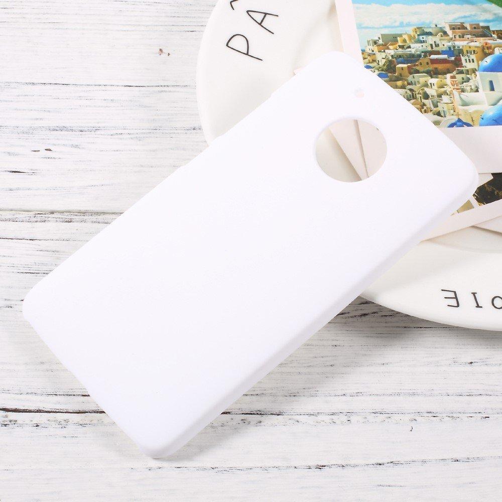Billede af Motorola Moto G5 InCover Plastik Cover - Hvid