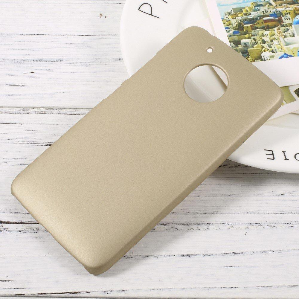 Billede af Motorola Moto G5 InCover Plastik Cover - Guld