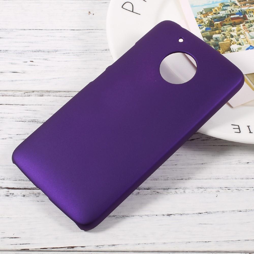 Billede af Motorola Moto G5 InCover Plastik Cover - Lilla