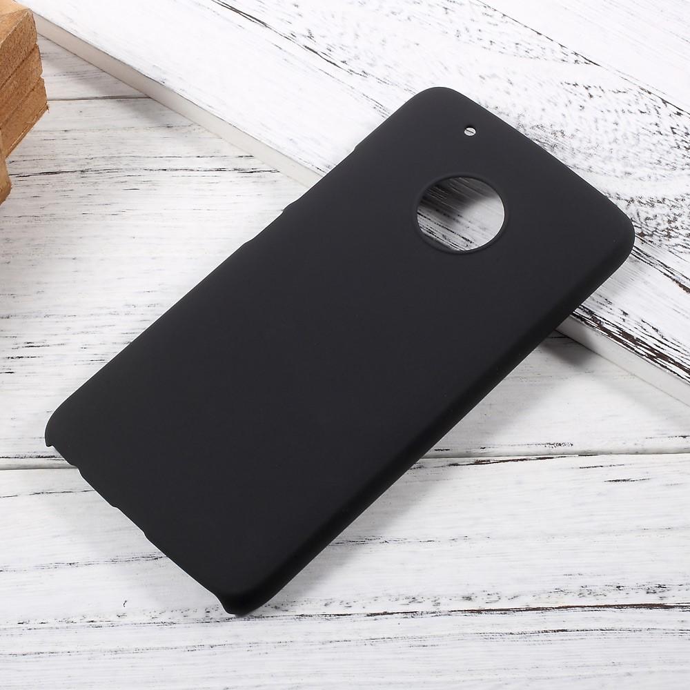 Billede af Motorola Moto G5 Plus InCover Plastik Cover - Sort