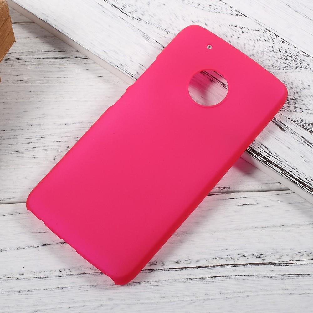Billede af Motorola Moto G5 Plus InCover Plastik Cover - Rosa