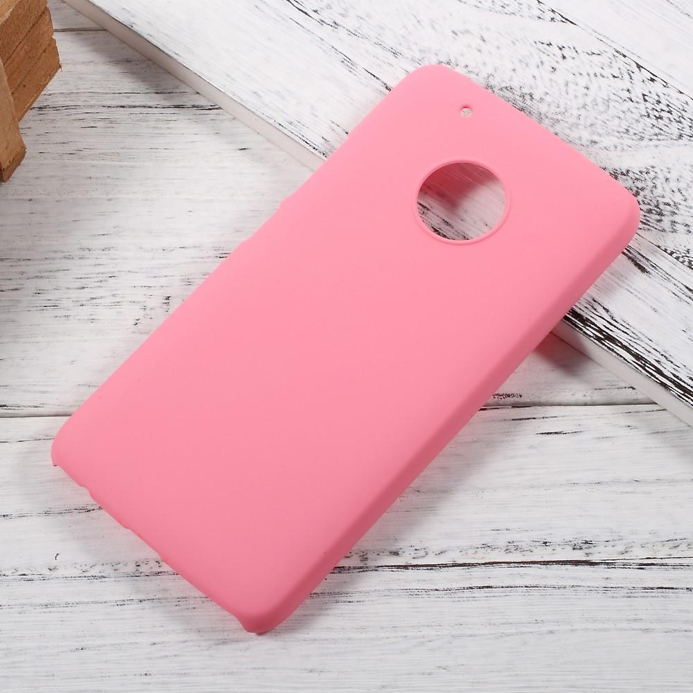 Billede af Motorola Moto G5 Plus InCover Plastik Cover - Pink