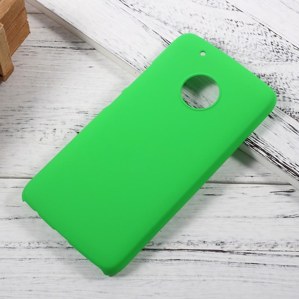 Billede af Motorola Moto G5 Plus InCover Plastik Cover - Grøn