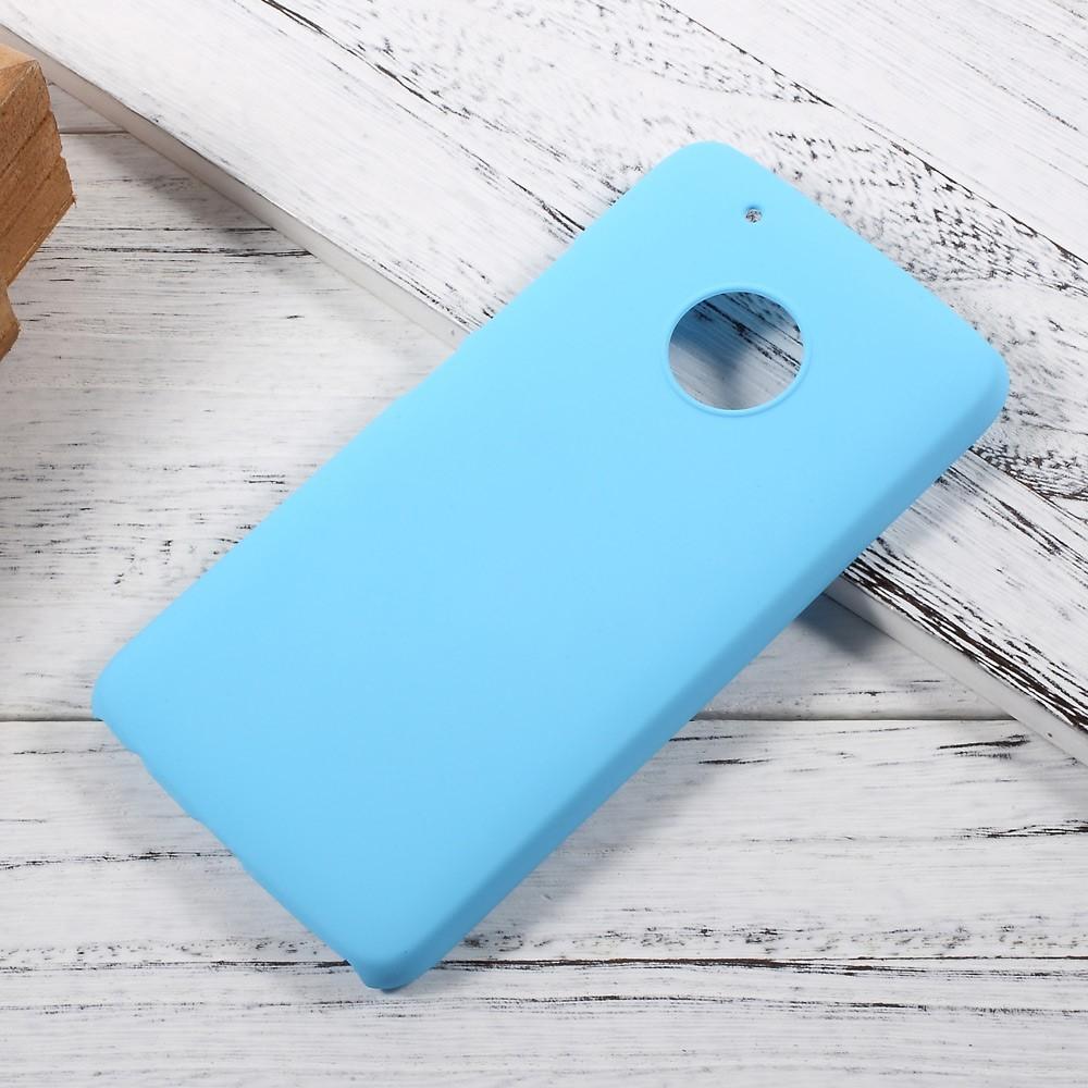 Billede af Motorola Moto G5 Plus InCover Plastik Cover - Lys Blå