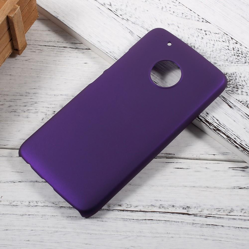 Billede af Motorola Moto G5 Plus InCover Plastik Cover - Lilla